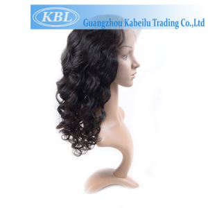 Brazilian Human Hair Overnight Delivery Lace Wigs Grade 5A Full Lace Wig pictures & photos