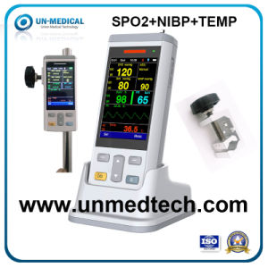 Smallest Handheld Vital Sign Monitor with 3.5 Inch Screen pictures & photos