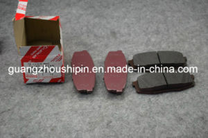 Japanese Rear Brake Pads 04466-60120 for Toyota pictures & photos