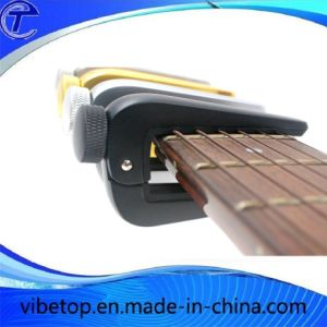 General Quick Change Tune Clamp Key Trigger Capo Acoustic Electric Guitar pictures & photos