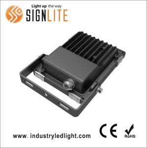 Outdoor Light Black 10W LED Floodlight Warranty 3 Years pictures & photos