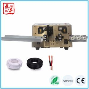 High Speed Automatic Cable Wire Cutting Stripping Stripper Tool Machinery pictures & photos