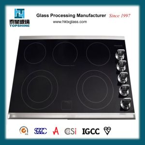 Black Ceramic Glass Cooktop for Electric Cook pictures & photos