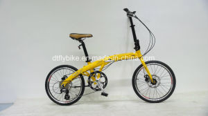 2017new Model U8 Folding Bike, New Type Alloy Frame pictures & photos