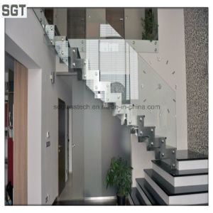6.38mm/10.38mm/12.38mm Safety Clear and Colored Tempered Laminated Glass pictures & photos