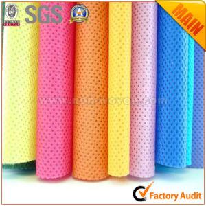 TNT Nonwoven Fabric Spunbond PP Non Woven Fabric pictures & photos