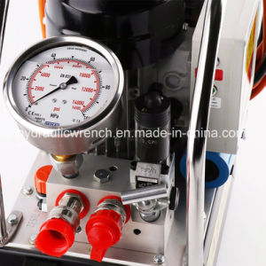 Light Weight Electric Hydraulic Torque Wrench Pump pictures & photos