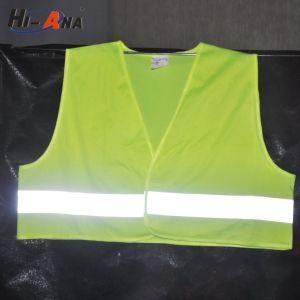 Many Self-Owned Brands High Intensity Reflective Running Vest pictures & photos