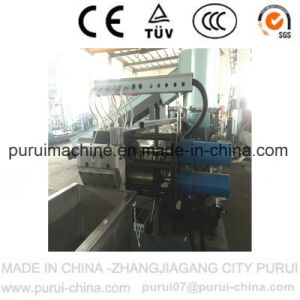 Plastic Recycling Line for Waste Plastic Film Pelletizing pictures & photos