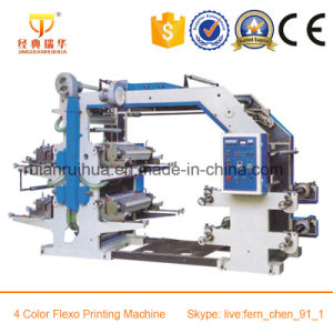 Paper and Film Flexible Letter Printing Machine pictures & photos