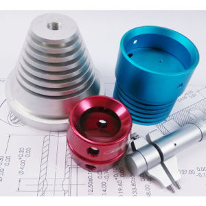 Aluminum CNC Machining Parts for Industrial Lighting