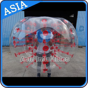 Hot! Inflatable Bubble Football / Bumper Ball for Playing Soccer pictures & photos