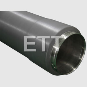 Si: 90 Wt% Al: 10 Wt% Silicon Aluminum Rotary Sputtering Target pictures & photos
