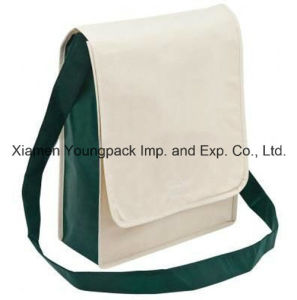 Promotional Gifts Eco Friendly Non-Woven Flap Satchel Bag pictures & photos