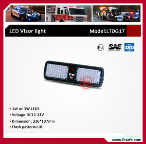 Surface Mount LED Warning Visor Light (LTDG17) pictures & photos