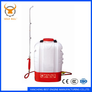Ce Approved Mist and Duster Electric Battery Power Sprayer (3WD-25)
