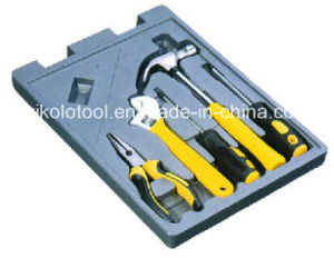 5PC Basic Household Repair Tool Set with Spanner Set pictures & photos