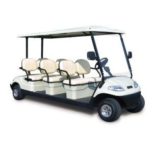 Lvtong Brand 6 Passengers Electric Golf Cart (LT-A627.6) pictures & photos