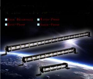 Mini 144W Mini LED Light Bar Waterproof Single Row Lighting Bar pictures & photos