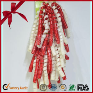 Laminated Material Wedding Decoration Curling Bow pictures & photos