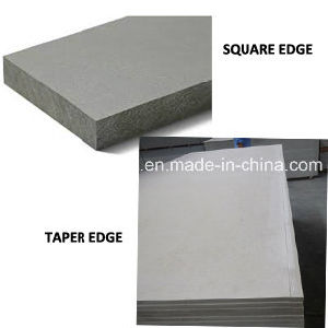 Beveled Edge/Square Edge Exterior Fiber Cement Cladding Board pictures & photos