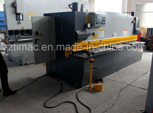 QC11y Series Hydraulic Guillotine Shearing Machine pictures & photos