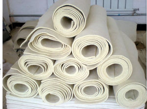 100% Wool Felt, Industrial Wool Felt, Industry Wool Felt pictures & photos
