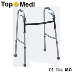 Reciprocating One Button Portable Walker Walking Aid pictures & photos