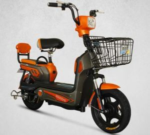 High Range Electric Bicycle with Lead-Acid Battery pictures & photos