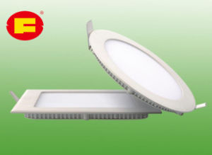 Cheap&High Quality Square/Round LED Panel Light pictures & photos