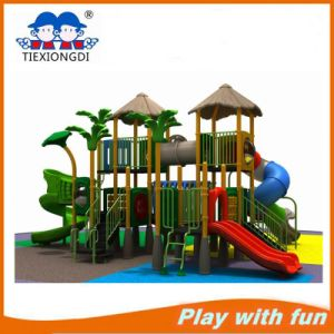 Children Outdoor Playground Equipment Slide Playground pictures & photos