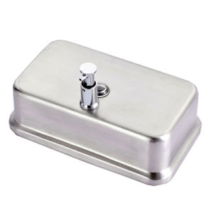 Modun Hand Soap Dispenser Stainless Steel Liquid Soap Dispenser Jabon Despachador pictures & photos