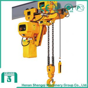 High Working Efficiency 5 Ton Electric Chain Hoist pictures & photos