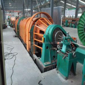 Iron Wire Tubular Stranding Machine pictures & photos