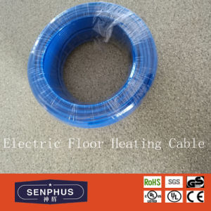 Floor Heating Cable with VDE and UL Certificate pictures & photos