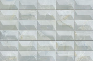 300X450mm 3D Inkjet Glazed Ceramic Bathroom Wall Tile (2LP58285A) pictures & photos