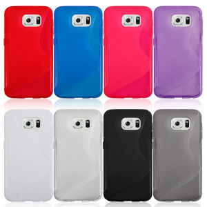 S Line TPU Case for Samsung Galaxy S7 pictures & photos