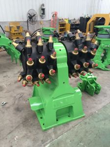 Construction Parts of 20tons Exccavator Drum Cutter pictures & photos
