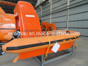 High Speed Rigid Inflatable Rescue Boat with Outboard Engine pictures & photos