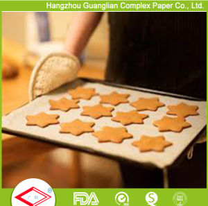 40g High Temperature Resistant Silicone Treated Bakery Paper pictures & photos