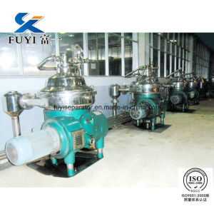 Multi-Function Milk Clarification Disk Separator / Milk Processing Machine