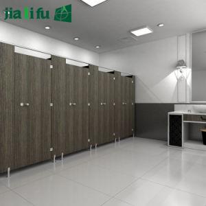 Jialifu Public Compact Laminate Phenolic Toilet Partition pictures & photos