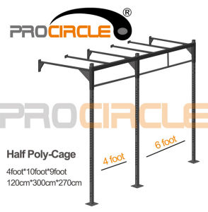 Free Standing Competition Crossfit Rigs Pull up Rig System (PC-CR2004) pictures & photos