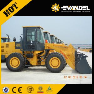 Changlin 3 Ton Wheel Loader Zl30h Front Loader with Cummins Engine pictures & photos