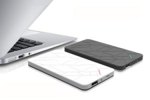 Ultra Slim Real Capacity 4000mAh Portable Mobile Phone Charger, Power Charger pictures & photos