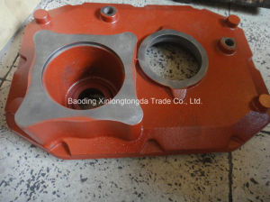 OEM/ODM Sand Casting Housing with CNC Machining pictures & photos