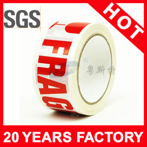 Custom Printed Fragile BOPP Packaging Tape pictures & photos