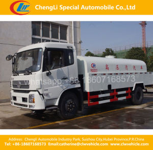 Dongfeng 80, 000liters High Pressure Drainage Sewage Cleaning Truck pictures & photos
