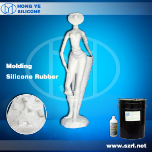 Molds Making Silicone Rubber for All Kinds of Crafts Making pictures & photos
