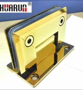 Brass 90 Degree Glass to Wall Clamp (HR1500G-5) pictures & photos